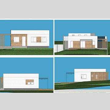 pohľady na dom