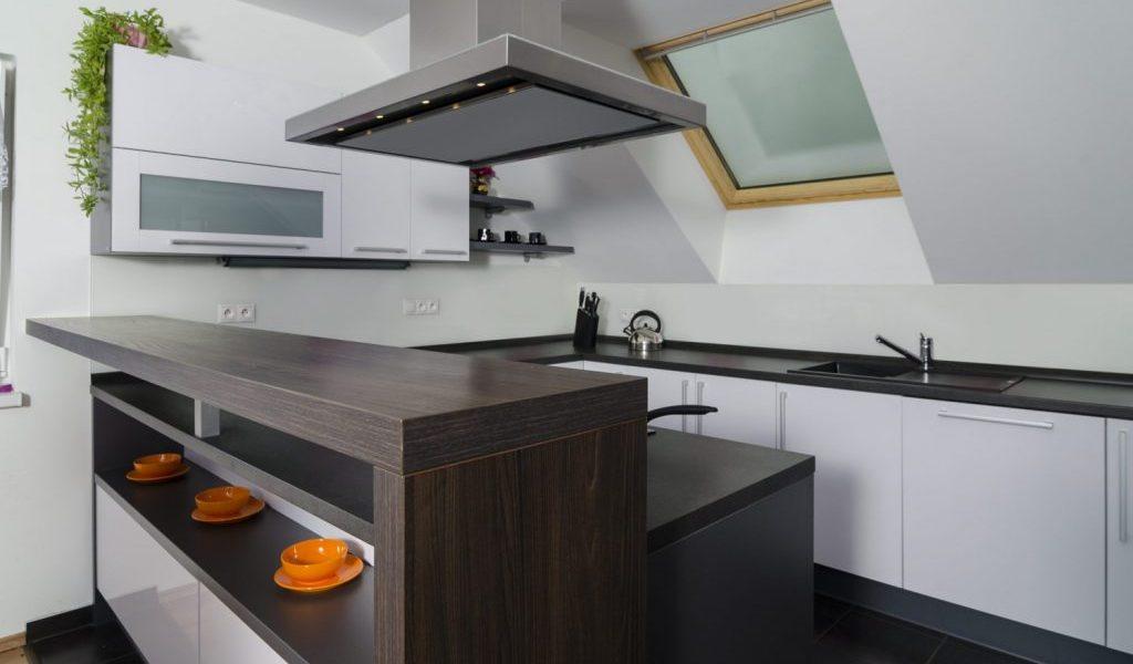 Kuchyna Lamont Look biela orech