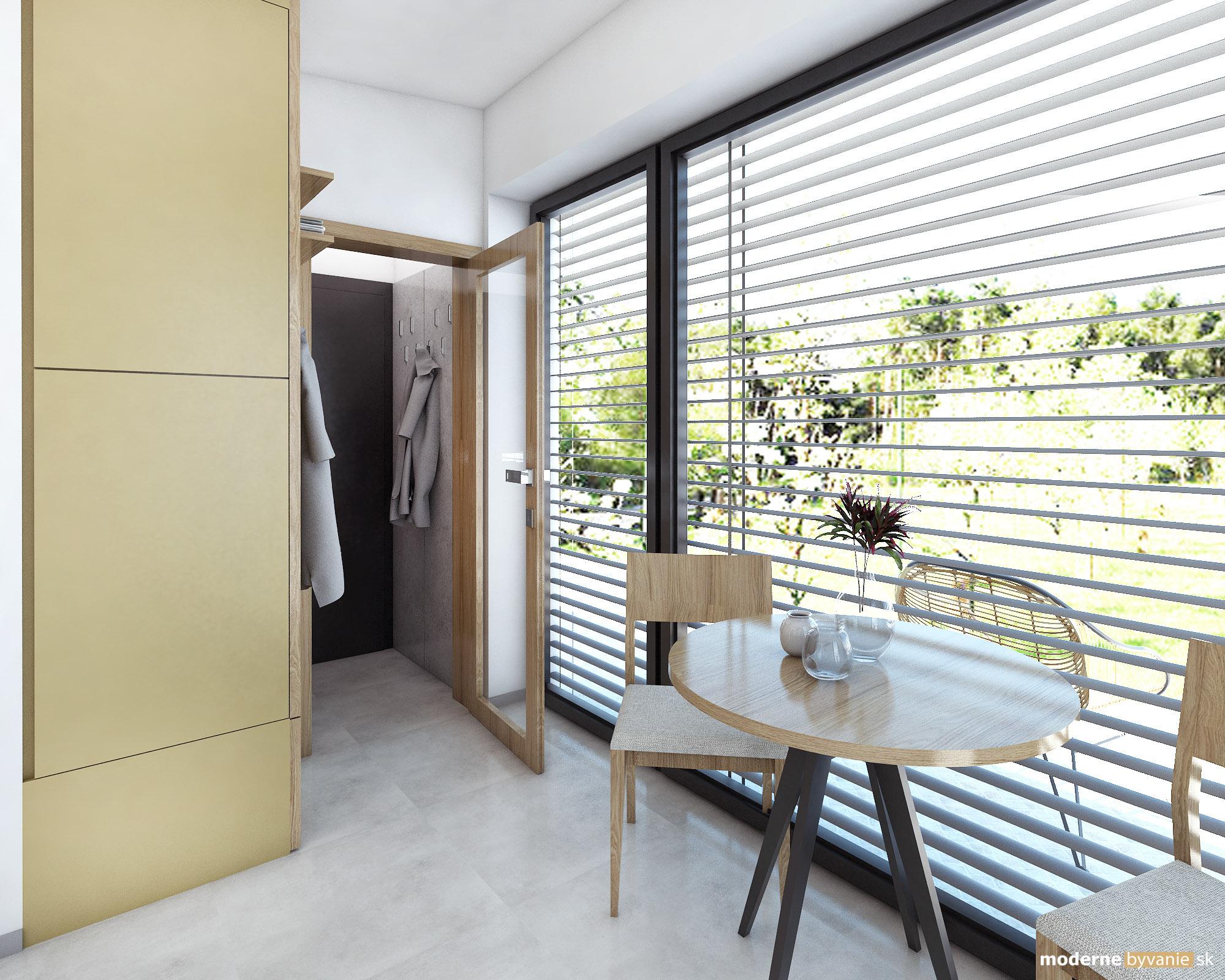 Návrh interiéru-Kuchyňa-Dobrý interiérový architekt aj záhradný domček navrhne